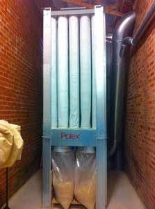 eCono 6000 Dust Collector
